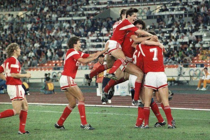 Успехи сборной СССР по футболу