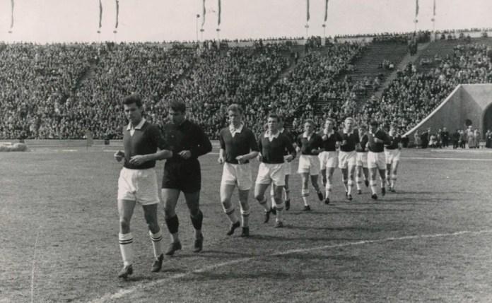 Сборная СССР на олимпиаде в Мельбурне