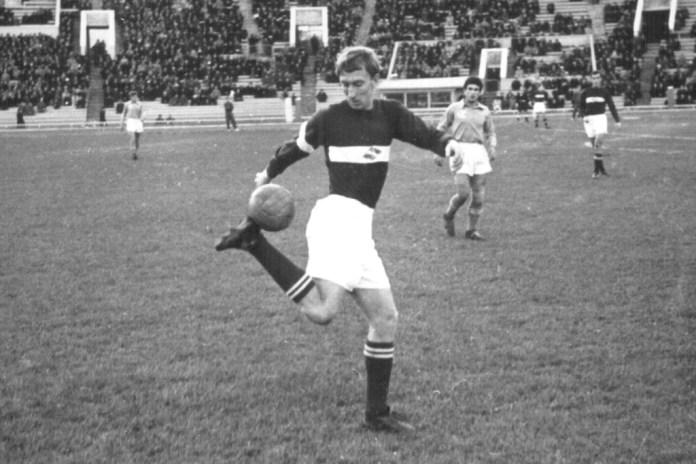 Игорь Нетто футболист в молодости фото