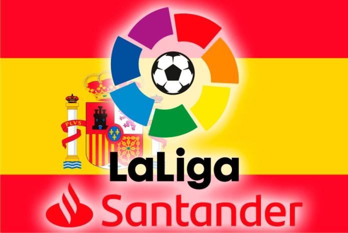 Ла Лига чемпионат Испании Лого