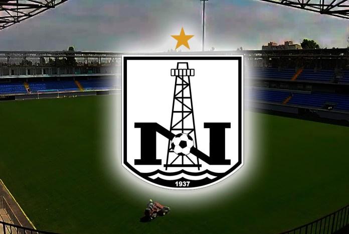 Нефтчи лого фк