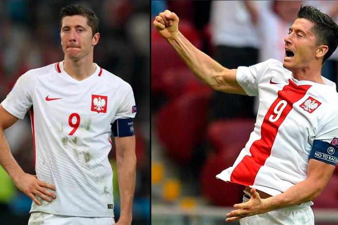 Самый известный футболист Польши - Роберт Левандовски