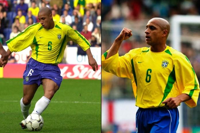 Роберто Карлос бразилец футболист фото