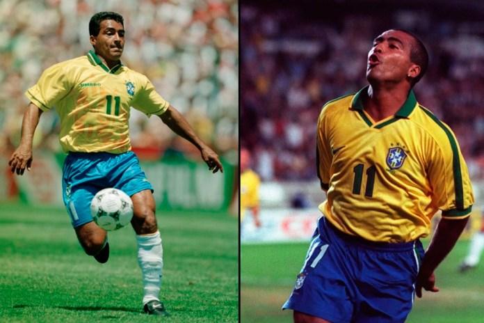 Ромарио известный игрок 90-х