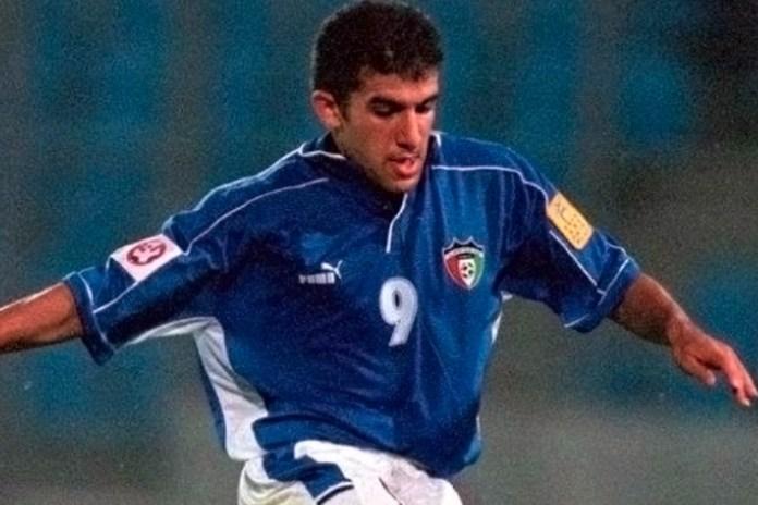 Башар Абдуллах сборная Кувейта