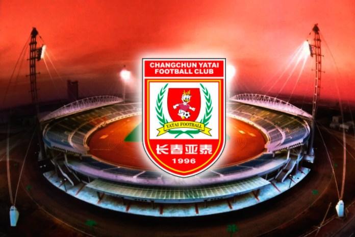 ФК Чанчунь Ятай лого клуба