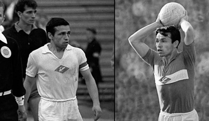 Галимзян Хусаинов фото футболиста
