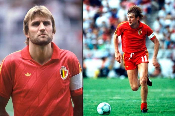 Ян Кулеманс фото бельгийского игрока