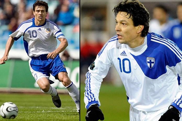 Яри Литманен футболист Финляндии