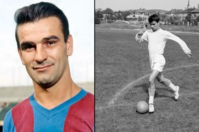 Шандор Кочиш фото игрока Венгрии