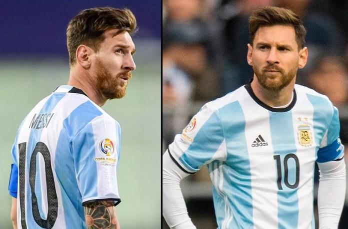 Лучший бомбардир сборной Аргентины - Лионель Месси