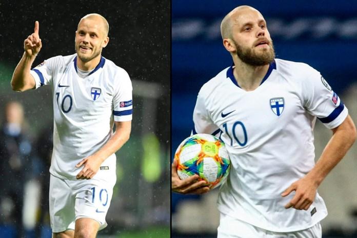 Теэму Пукки самый известный финский футболист