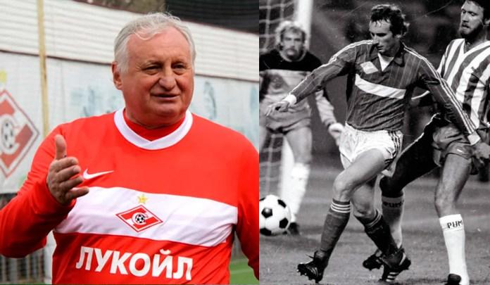 Юрий Гаврилов фото футболиста