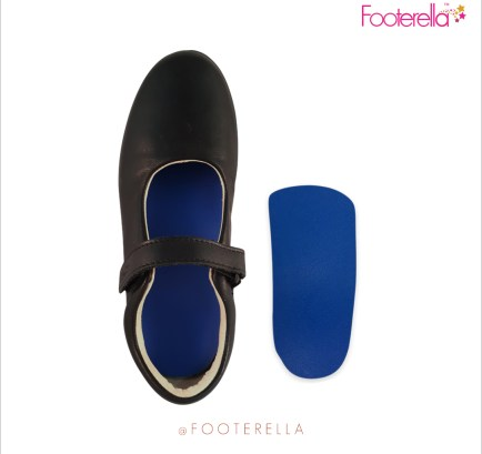 Footerella The wave orthotic for Kids