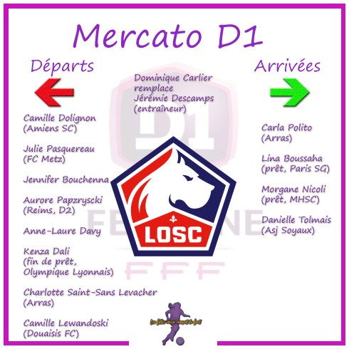 MERCATO LOSC