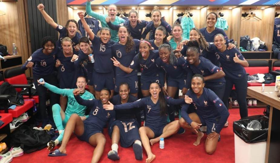 La France a obtenu sa qualification pour l'Euro 2022 avec la manière.