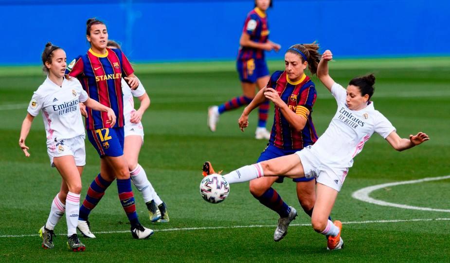 Le Barça remporte le second Clasico féminin de l'histoire.