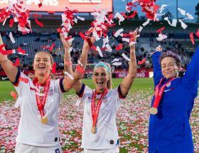 Les Américaines restent sur une série d'invincibilité de deux ans et 36 rencontres