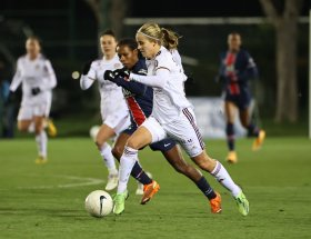 Katja Snoeijs a grandement participé à la troisième place actuelle de Bordeaux.