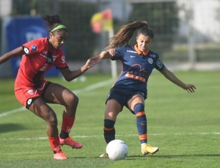 D1 Arkema 15e journée, Montpellier se fait peur contre Dijon.