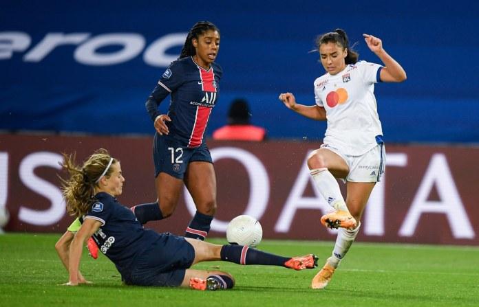 Le PSG avait livré une grosse prestation à l'aller contre Lyon en D1 féminine.