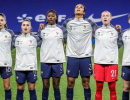 L'équipe de France affrontera les USA et l'Angleterre en avril en match amical