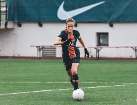 Irene Paredes avant PSG - OL en Ligue des championnes
