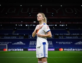 Ada Hegerberg tacle la Super Ligue féminine