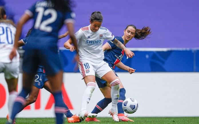 Vers la création d'une Super Ligue féminine avec le PSG de Däbritz et l'OL de Marozsan