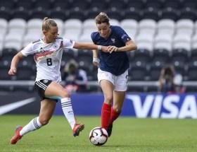La France qualifiée pour le mondial U20 en 2022