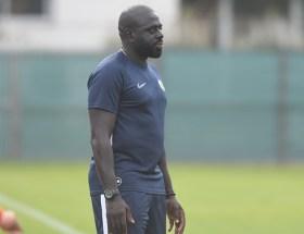 John Utaka remplace Frédéric Mendy sur le banc de Montpellier