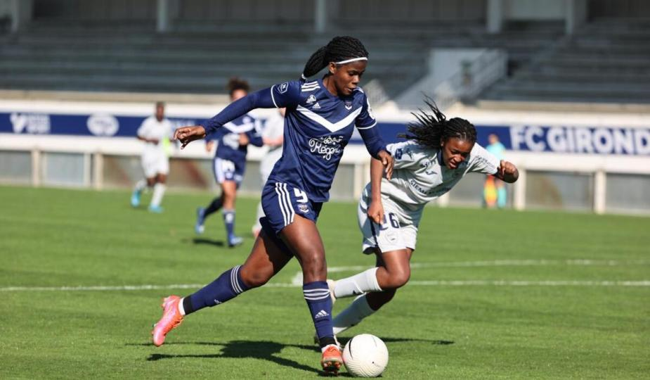 Khadija Shaw pourrait rejoindre Manchester City.