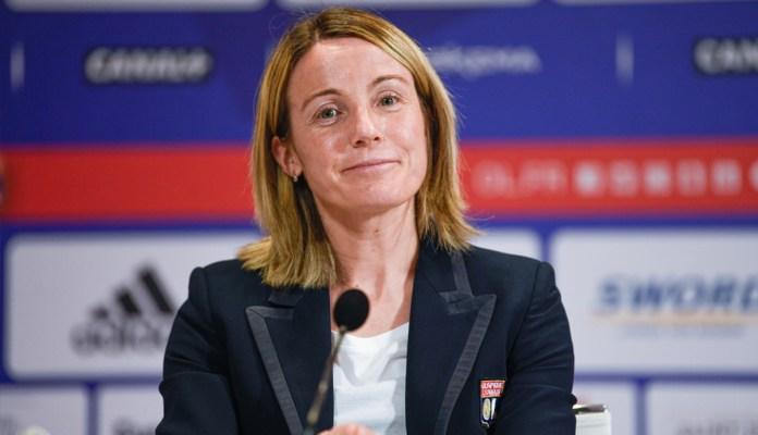 Portrait de Sonia Bompastor, nouvelle coach de l'OL