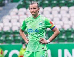 Saison terminée pour Alexandra Popp, blessée au genou