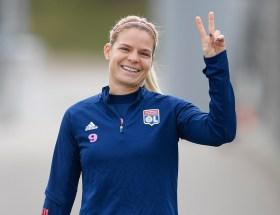 Transfert : Eugénie Le Sommer devrait partir aux États-Unis
