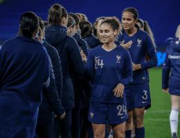Les Bleues connaissent le calendrier des éliminatoires pour le Mondial 2023