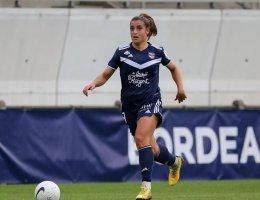 Julie Thibaud (Bordeaux) gravement blessée au genou