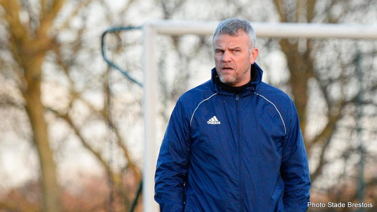Dijon officialise son nouvel entraîneur en la personne de Christophe Forest