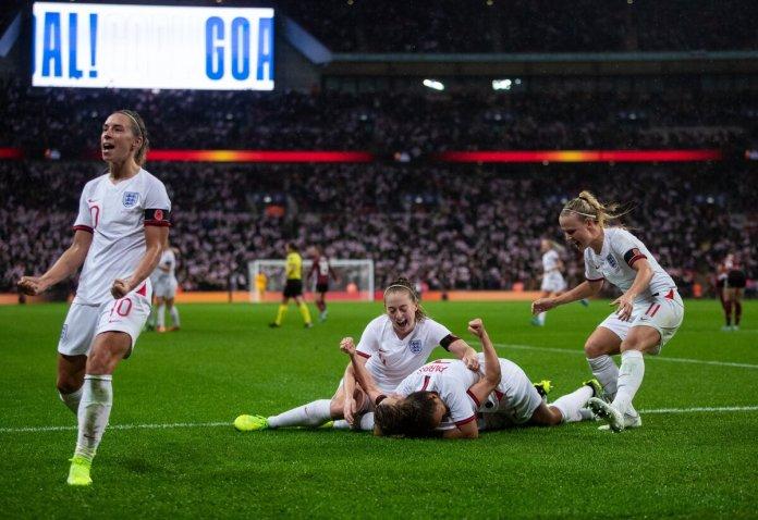 L'Angleterre sera à Wembley pour un match officiel.