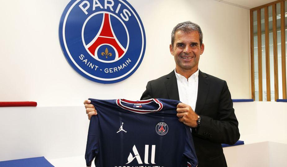 Didier Ollé-Nicolle est le nouvel entraîneur du PSG