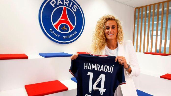 Kheira Hamraoui débarque à Paris jusqu'en 2023