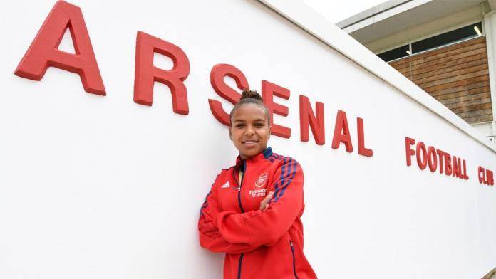 Nikita Parris à Arsenal ! (Officiel)