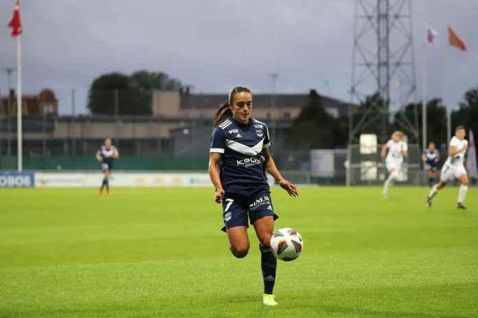 Melissa Herrera blessure Bordeaux