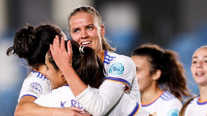 Le Real Madrid et l'incroyable Moller trop faciles contre Breidablik