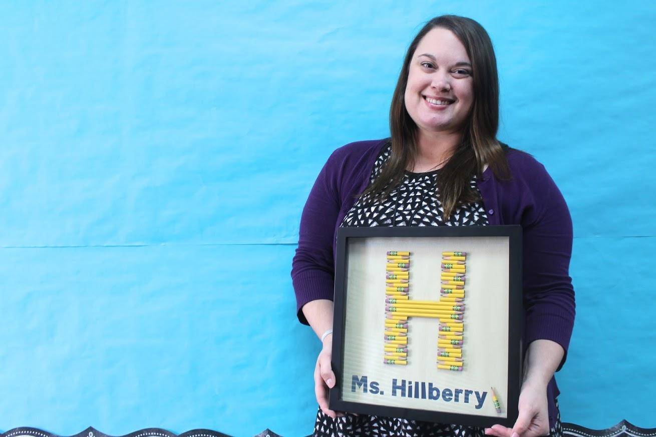 Michelle Hillberry is a new math teacher on campus who believes that all students can succeed. Credit: Carrie Coonan/The Foothill Dragon Press