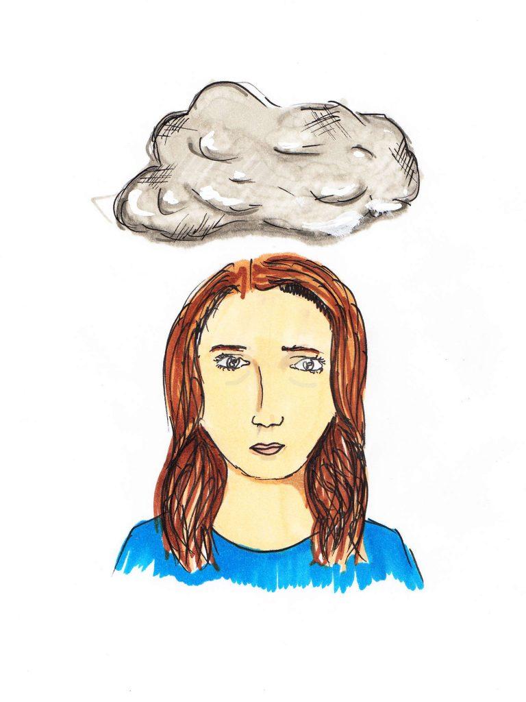depression1 1 768x1024 Theres no easy way to discuss depression: The stigma surrounding mental illness