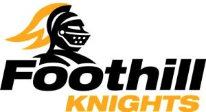 Foothill High School Knights logo