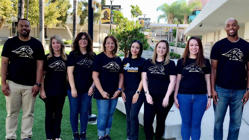 Foothill High School Counseling staff 2021-2022