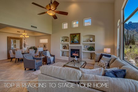 Top 8 Reasons To Stage Your Home