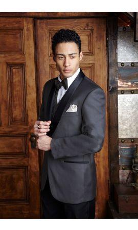 Bradford Steel Grey Tuxedo